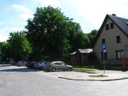 Miejsca postojowe ul. Czołgistów 2015.09-10